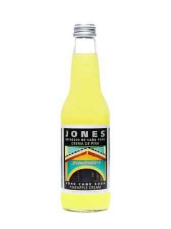 Photo curtesy of www.myjones.com- Pineapple Creme Soda