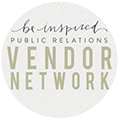 Be Inspired Public Relations Vendor Network