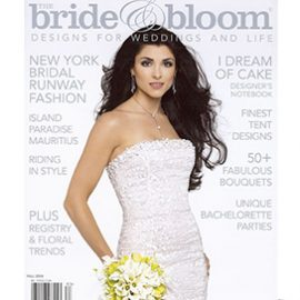 Bride and Bloom Magazine 2008