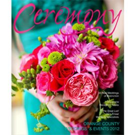 Ceremony Magazine 2012