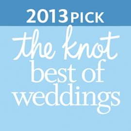 2013 The Knot Best Of Weddings Pick