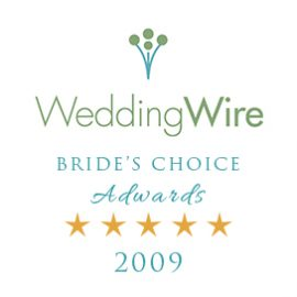 Wedding Wire Bridal Choice Award 2009