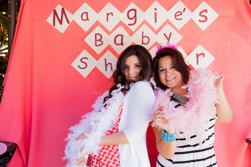 Margie's Baby Shower