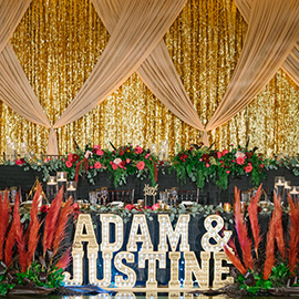 The Wedding of Justine & Adam