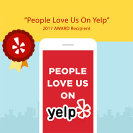 2017 People Yelp Award