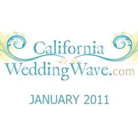 California WeddingWave.com January 2011