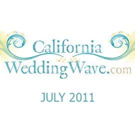 California WeddingWave.com July 2011