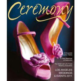 Ceremony Magazine 2011