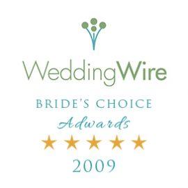 Wedding Wire Bridal Choice Award 2009