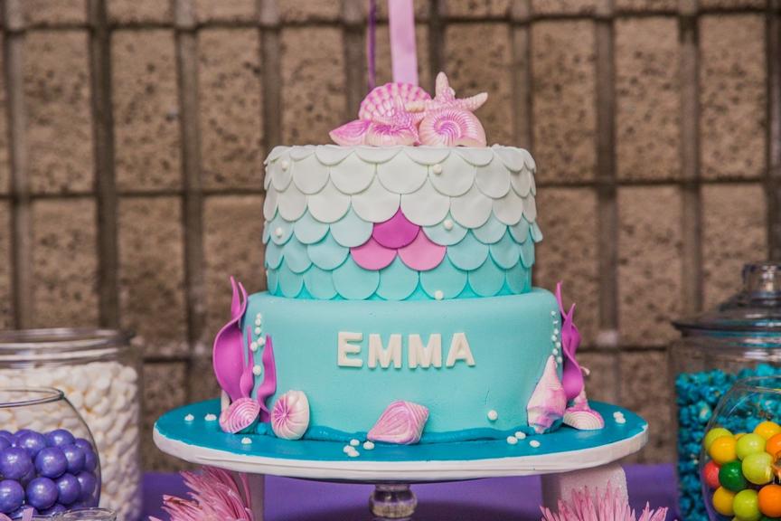Emmas 1st Birthday