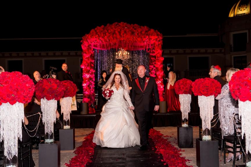 The Wedding of Gina and David