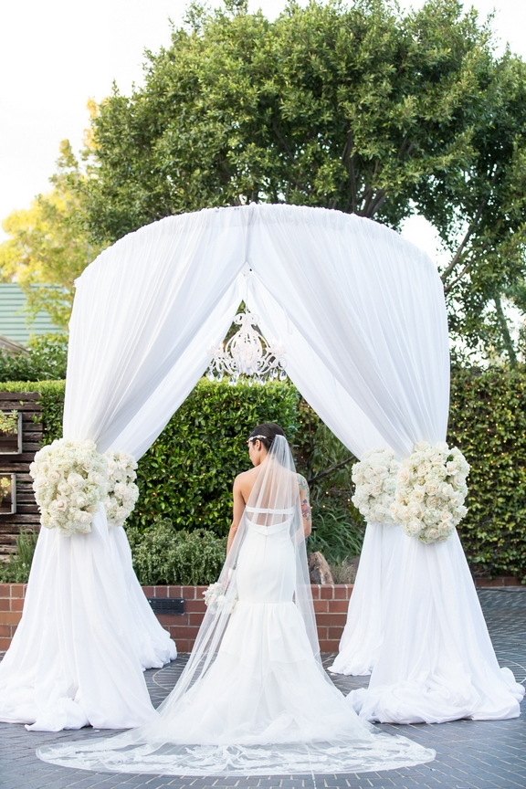 The Wedding of Shani and Jeff
