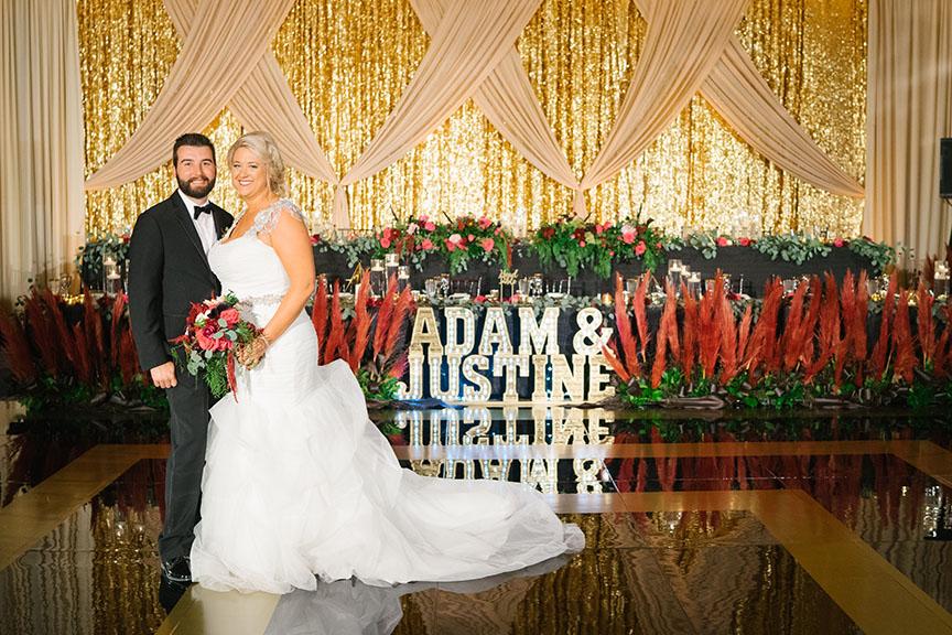 The Wedding of Justine & Adam