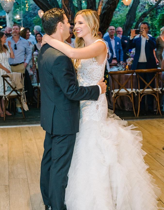 The Wedding of Emily & Adam