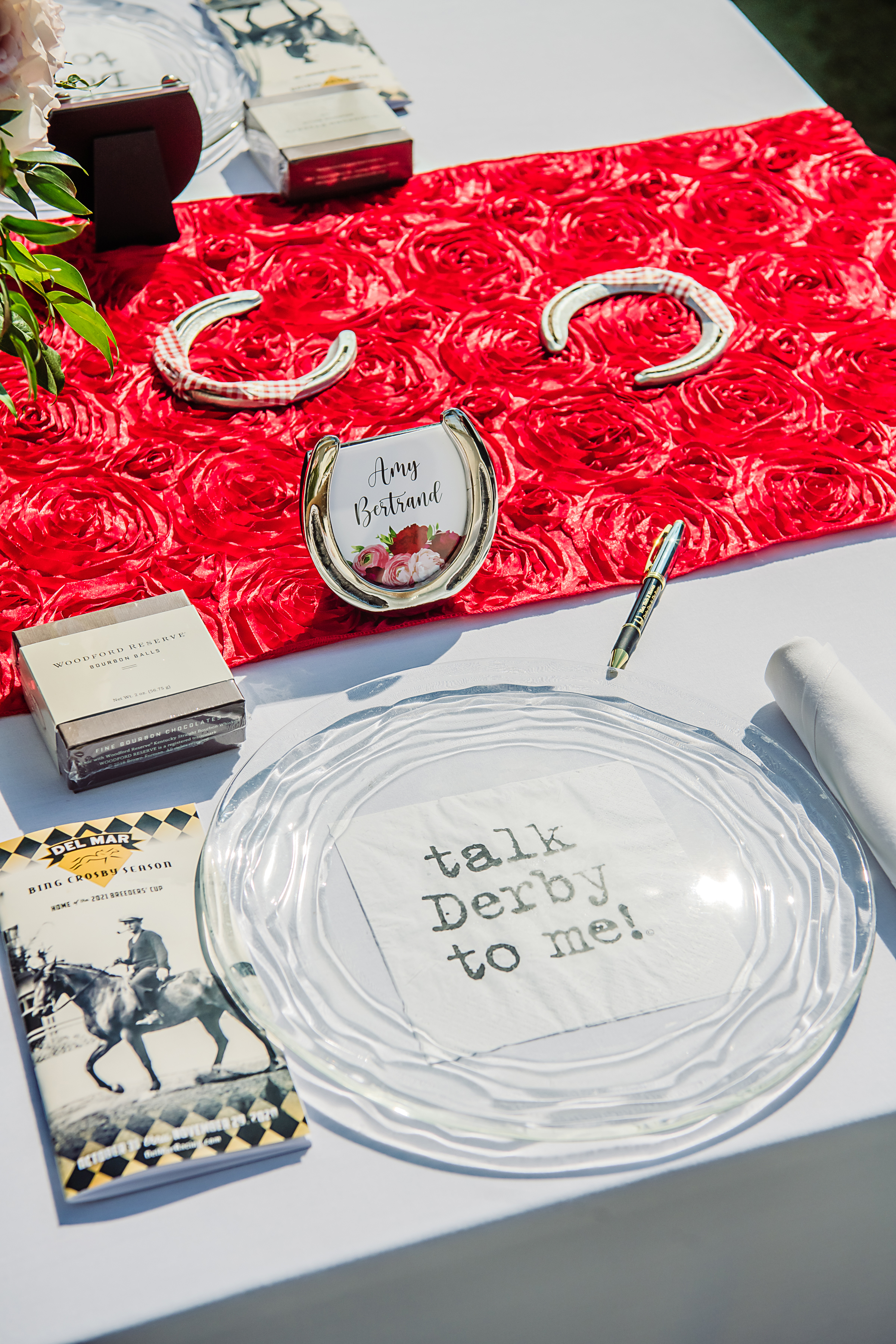 Assigned Place Settings